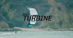 <b>Кайт</b> Slingshot 2014 Turbine 17M Light Wind