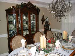 table informal setting