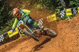 Mxa Motocross Race Test 2018 Suzuki Rm Z450 Motocross
