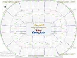 Superdome Seating Chart With Row Numbers Ppg Arena Seating Chart Ppg Arena Seating Capacity