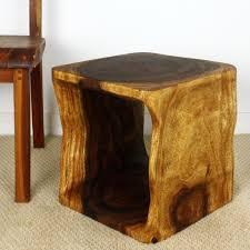 Natural edge furniture Wood Slice Square Natural Edge Table By Strata strata Furniture Pinterest Square Natural Edge Table By Strata