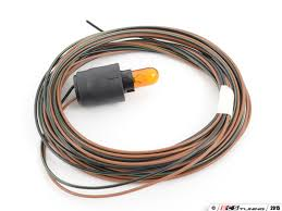 genuine volkswagen audi 6n2971273a turn signal wiring harness es 403802 6n2971273a turn signal wiring harness wiring harness and socket for