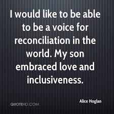 My Son Is My World Quotes Custom Alice Hoglan Quotes QuoteHD