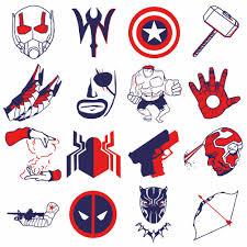 Image Result For Marvel Minimalist Marvel Tattoos идеи для