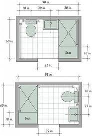 Bathroom Design Plan Best 25 Bathroom Plans Ideas On Pinterest ...