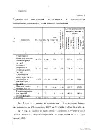 Контрольная работа по Экономическому анализу Вариант  Контрольная работа по Экономическому анализу Вариант 3 23 04 15