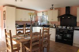 Farm Kitchen Glebe Farm Althorp Northamptonshire Blenheim Developments Ltd