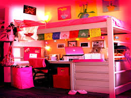 cool bedroom ideas for teenage girls bunk beds. Teens Room: Pink Teenage Girls Room Inspiration Cool Bedroom Ideas For Bunk Beds