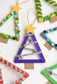 Easy DIY Snowflake Christmas OrnamentChristmas Ornaments Diy