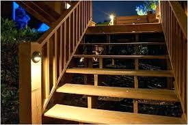 outdoor stairs lighting. Lowes Deck Lights Stair Home Design Spiral Staircase Fresh Lighting  Outdoor Handrail Ideas . Stairs