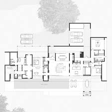 architectural drawings floor plans design inspiration architecture. Gallery Of Lakehouse Residence / Max Strang Architecture - 15. House Design PlansHouse Architectural Drawings Floor Plans Inspiration