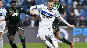 Serie A, Sassuolo - Atalanta: probabili formazioni ...