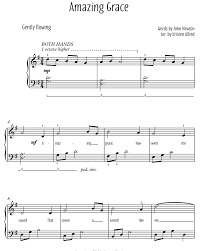 Author:amazing grace my chains are gone free sheet music welcome to fc2! Amazing Grace Piano Sheet Music Advanced Music Sheet Collection