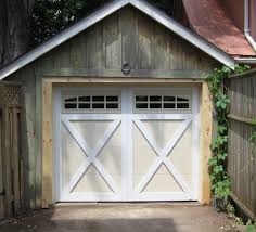 low headroom garage