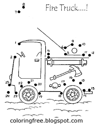 Small Picture Fire Engine Coloring Pages To Print Tanker Truck Coloring Pages