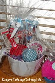 Gift Basket Wrapping Ideas Best 20 Baking Gift Baskets Ideas On Pinterest Gift Basket
