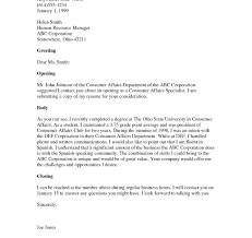 Closing Cover Letter Business With News Enclosure To Irs Sincerely