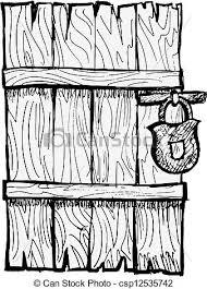 closed door clipart. Pin Door Clipart Wood #4 Closed N