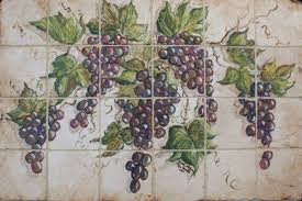 Grape Kitchen Decor Accessories