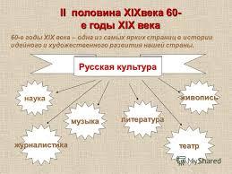 Культура века кратко  images myshared ru 4 272816 slide 7 Культура во второй половине 19 века Культура