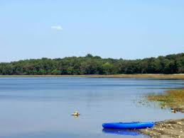 Wordens Pond Depth Chart Freshwater Lakes Ponds And Reservoirs Rhode Island