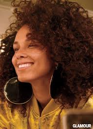 alicia keys i think it s beautiful when a woman is fortable not being the norm