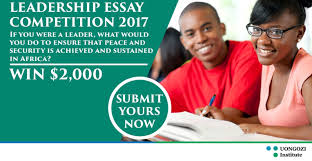 leadership essay competition now open the uongozi institute  web banner essay jpg
