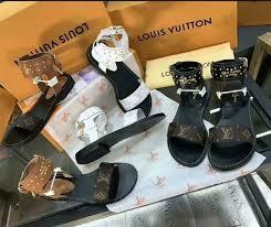 Trendystylesla Lv Sandals Summertime Spring Sale