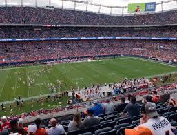 Broncos Stadium At Mile High Section 340 Seat Views Seatgeek