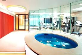 basement hot tub. Indoor Hot Tub Room Basement Spa Gym Ideas Home Modern With Uk
