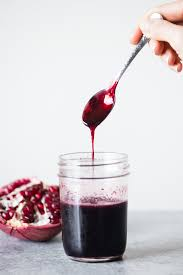 How To Macke How To Make Pomegranate Molasses Step By Step Healthy