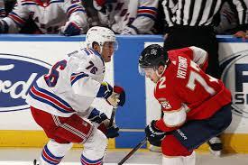 Gameday Caterwaul Florida Panthers Vs New York Rangers