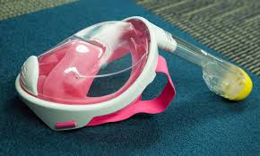 Hawaii Struggling To Find Out If <b>Full</b>-<b>Face Snorkel Masks</b> Are ...