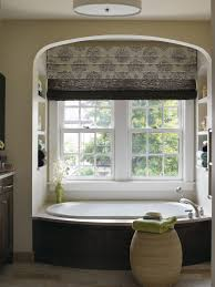 Bathroom:Beautiful Floral Window Curtain For Small Bathroom Design Idea  Beautiful Floral Window Curtain For