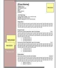 Resume Templates - Microsoft Word Templates