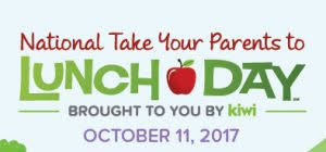 Image result for bring your parent to lunch day 2017