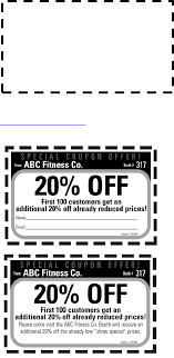 Coupon Template In Word And Pdf Formats