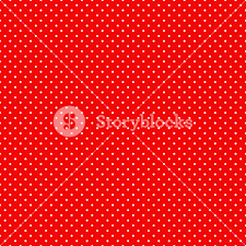 red and white polka dot background. Plain Background Mickey Mouse Pattern Of White Polka Dots On A Red Background In And Dot