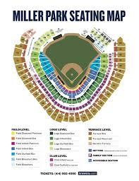 Miller Park Seating Chart Milwaukees Pcha Heart And Sole 5k Run Walk Miller Park
