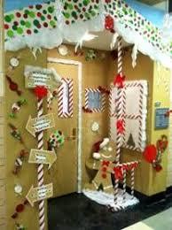 office christmas door decorations. Door Decorating Contest Champs! 2011 College Inter-office Competition. Office Christmas Decorations