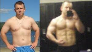 branimir lost 25lb while gaining muscle and increasing his squat to 275lb