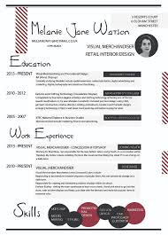 Visual Merchandiser Resume Objective Retail Sample Template Resumes