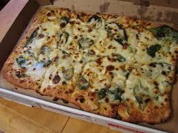 feta cheese pizza dominos. Wonderful Feta Review Dominou0027s  Spinach U0026 Feta Artisan Pizza On Cheese Dominos E