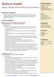 Administrative Personal Assistant Resume Samples | Qwikresume