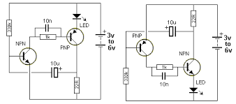 led flasher circuit diagram the wiring diagram flasher circuits circuit diagram