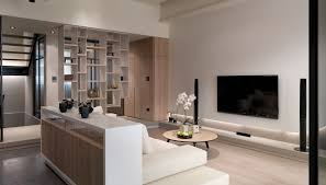 contemporary studio apartment design. Contemporary Studio Apartment Design Perfect 33 Living Room: Amazing House White Color Wall With TV