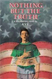 nothing but the truth a documentary novel  nothing but the truth avi novel cover jpg