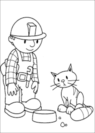 Small Picture 23 best Bob The Builder Coloring Pages images on Pinterest Bob