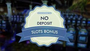 best no deposit slots bonuses