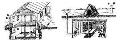 Реферат Безопасность жизнедеятельности Защитные сооружения  К помещениям приспособленным под ПРУ предъявляются следующие требования · наружные ограждающие конструкции зданий сооружений должны обеспечивать